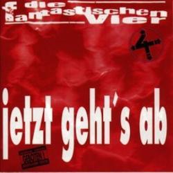 Disco 'Jetzt geht's ab' (1991) al que pertenece la canción 'BÖse'