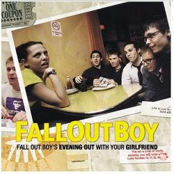 Disco 'Fall Out Boy's Evening Out With Your Girlfriend' (2003) al que pertenece la canción 'Calm Before The Storm'