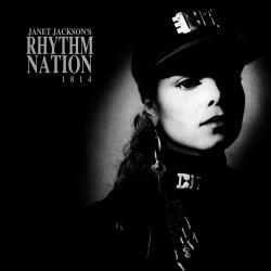 Disco 'Janet Jackson's Rhythm Nation 1814' (1989) al que pertenece la canción 'Lonely'