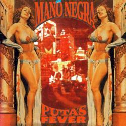Disco 'Puta's Fever' (1989) al que pertenece la canción 'Peligro'