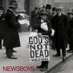 Disco 'God's Not Dead' (2011) al que pertenece la canción 'God`s not Dead'