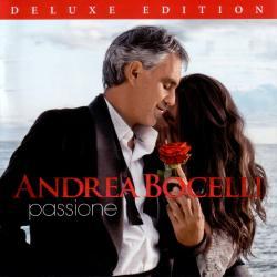 Disco 'Passione' (2013) al que pertenece la canción 'La Vie En Rose'