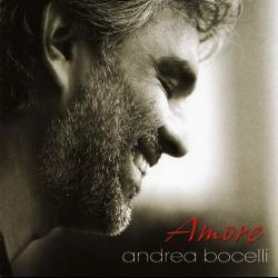 Disco 'Amore' (2006) al que pertenece la canción 'Mi Manchi'