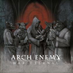 Disco 'War Eternal' (2014) al que pertenece la canción 'You Will Know My Name'