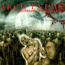 Disco 'Anthems of Rebellion' (2003) al que pertenece la canción 'Dead Eyes See No Future'
