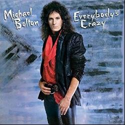 Disco 'Everybody's Crazy' (1985) al que pertenece la canción 'Don't tell me it's over'