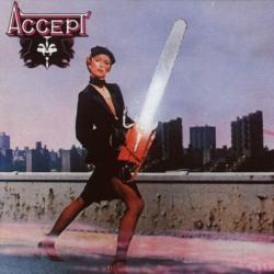 Disco 'Accept' (1979) al que pertenece la canción 'Seawinds'