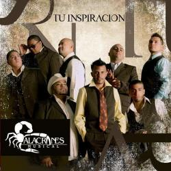 Disco 'Tu inspiración' (2009) al que pertenece la canción 'Dame Tu Amor'