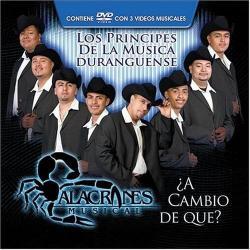 Disco 'A cambio de que' (2002) al que pertenece la canción 'A Cambio De Que'