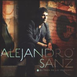 Disco 'El Tren de los Momentos' (2006) al que pertenece la canción 'A La Primera Persona'