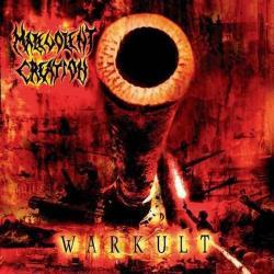 Disco 'Warkult' (2004) al que pertenece la canción 'Ravaged By Conflict'