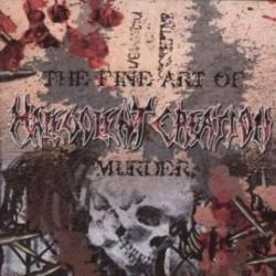 Disco 'The Fine Art of Murder' (1998) al que pertenece la canción 'Bone Exposed'