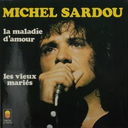 Disco 'La maladie d'amour' (1973) al que pertenece la canción 'La maladie d'amour'