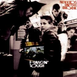 Disco 'Hangin' Tough' (1988) al que pertenece la canción 'I'll Be Loving You (Forever)'