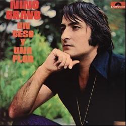 Disco 'Un beso y una flor' (1972) al que pertenece la canción 'Cartas Amarillas'