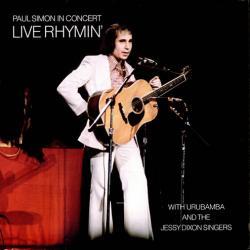 Duncan - Paul Simon   Paul Simon In Concert: Live Rhymin'