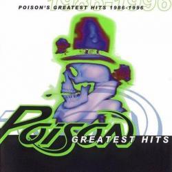 Disco 'Poison's Greatest Hits: 1986-1996' (1996) al que pertenece la canción 'Your Mama don't Dance'