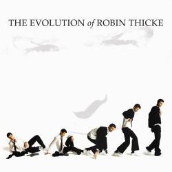 Disco 'The Evolution of Robin Thicke ' (2006) al que pertenece la canción 'All Night Long'