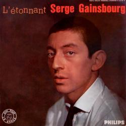 Disco 'L'étonnant Serge Gainsbourg' (1961) al que pertenece la canción 'Le Rock De Nerval'