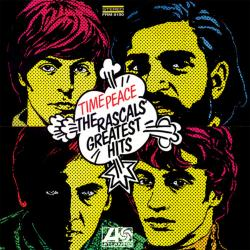 Disco 'Time Peace: The Rascals' Greatest Hits' (1968) al que pertenece la canción 'A Girl Like You'