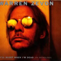 Disco 'I'll Sleep When I'm Dead (An Anthology)' (1996) al que pertenece la canción 'Poor Poor Pitiful Me'