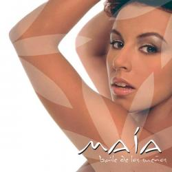 Disco 'Baile de los Sueños' (2004) al que pertenece la canción 'Candela'