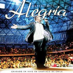 Disco 'Alegría' (2006) al que pertenece la canción 'Con todo el gozo'