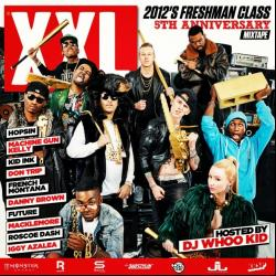 2012's XXL Freshman Mixtape  - Killaz theme