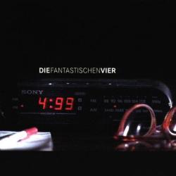 Disco '4:99' (1999) al que pertenece la canción 'Buenos Dias, Messias'