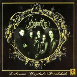 Disco 'Letanías Capítulo Prohibido' (2006) al que pertenece la canción 'Encrucijada'