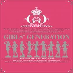 Disco '소녀시대 (Girls' Generation)' (2007) al que pertenece la canción 'Baby Baby'