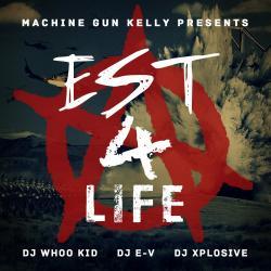 Disco 'EST 4 Life' (2011) al que pertenece la canción 'Rucker Park Freestyle'