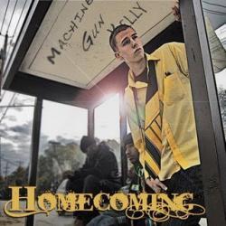 Disco 'Homecoming' (2010) al que pertenece la canción 'Anybody's Anthem'