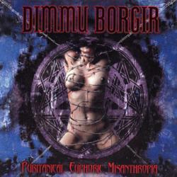 Burn In Hell - Dimmu Borgir | Puritanical Euphoric Misanthropia