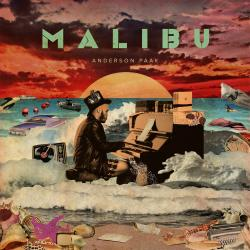 Disco 'Malibu' (2016) al que pertenece la canción 'The Dreamer'