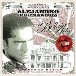 Un Canto de México: Alejandro Fernández en Vívo Desde Bellas Artes - Cómo yo te amé