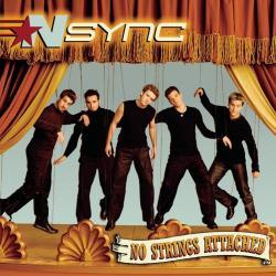 Disco 'No Strings Attached' (2000) al que pertenece la canción 'Bringin Da Noise'