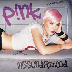 Disco 'M!ssundaztood' (2001) al que pertenece la canción 'Catch 22'