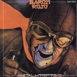 Disco 'Metalmorfosis' al que pertenece la canción 'El Malo'