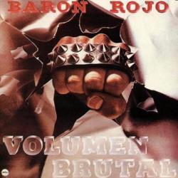 Disco 'Volumen brutal' al que pertenece la canción 'Dame La Oportunidad'