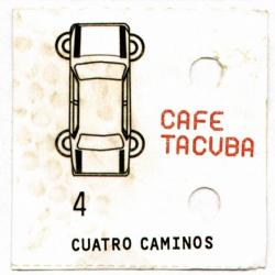 Camino y Vereda - Café Tacuba | Cuatro Caminos