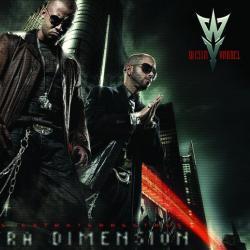 Disco 'Los Extraterrestres: Otra Dimensión ' (2008) al que pertenece la canción 'Dime Que Te Pasó'