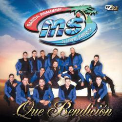 Disco 'Que Bendición' al que pertenece la canción 'Me Vas A Extrañar'