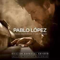 Disco 'Once Historias y Un Piano (Edición Especial)' al que pertenece la canción 'Dímelo Tú'