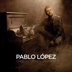 Disco 'Once Historias y Un Piano' al que pertenece la canción 'El Amor se olvidó de nosotros'