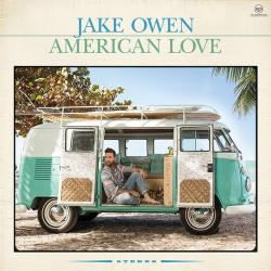 Disco 'American Love' al que pertenece la canción 'American Country Love Song'