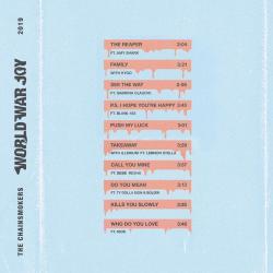 Disco 'World War Joy' al que pertenece la canción 'Call You Mine'