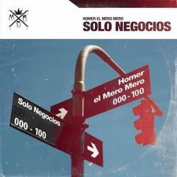 Disco 'SOLO NEGOCIOS' (2016) al que pertenece la canción 'Jugadas'