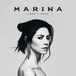 Disco 'LOVE + FEAR' (2019) al que pertenece la canción 'Handmade Heaven'