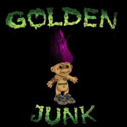 Disco 'Golden Junk' (2018) al que pertenece la canción 'Oye flaca'